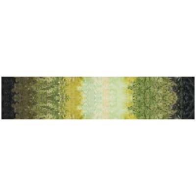 Anthology Fabrics Specialty Mirror Ombre Mirror Gradient Green