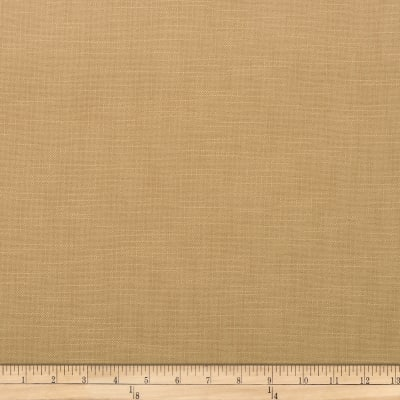 Crypton Home Hermosa Linen-Look Upholstery Ginger