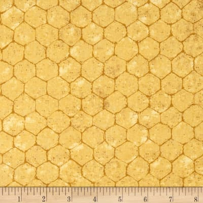 Springs Creative Crown Roost Chicken Wire Yellow