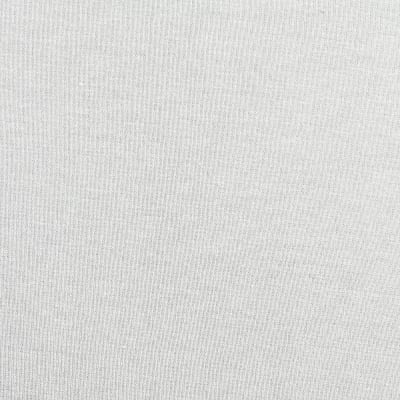Heavy Rayon Jersey Knit Solid Ivory