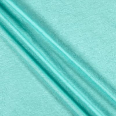 Rayon Jersey Knit Solid Mint