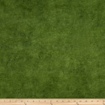 "Maywood Studio 108"" Beautiful Backing Suede Texture Herbal Green"