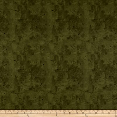Clothworks Rhone Valley Tonal Dark Olive