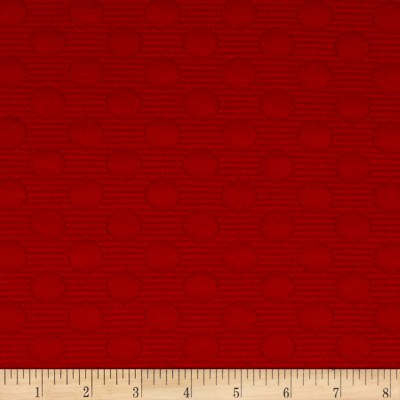Telio Deedee Knit Jacquard Red
