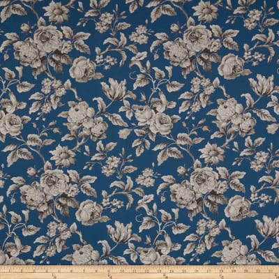 Liberty Fabrics Tana Lawn Graceful Blue
