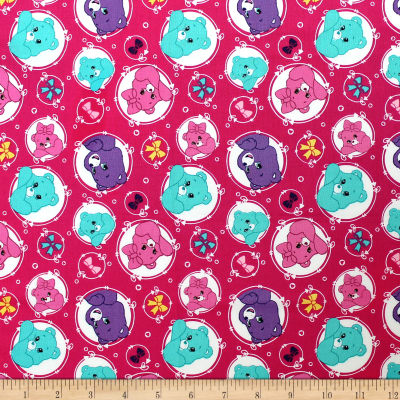 Care Bears Sparkle & Shine Arrows in Berry