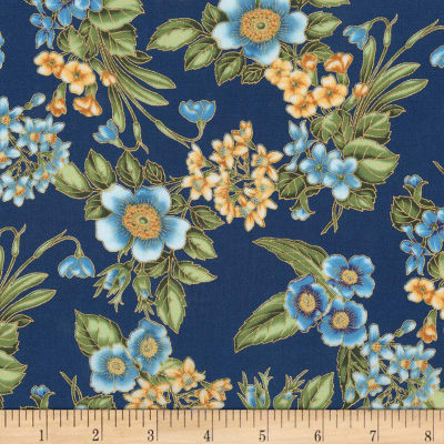 Robert Kaufman Avery Hill Blue
