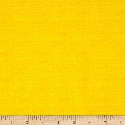 Andover/Makower UK Linen Texture Sunshine