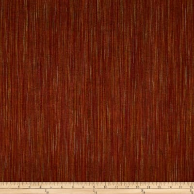 Ombre Ridge Vertical Ikat Wine/Gold