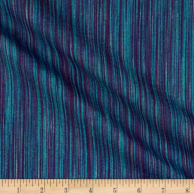 Ombre Ridge Vertical Ikat Blue/Purple