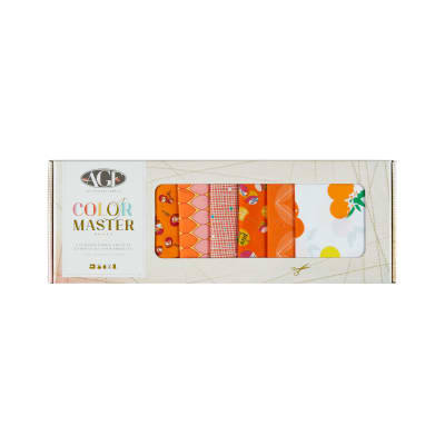 Art Gallery Color Master No. 20 Edition 2.5 Yards Tangerine Summer