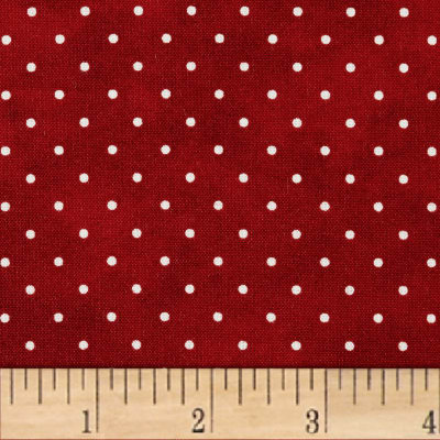 Maywood Studio Beautiful Basics Classic Dot Red