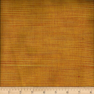Winding Ridge Ikat Yarn Dyed Check Gold