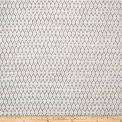 Fabricut Plush Diamond Chenille Sand Shell