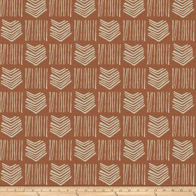 Fabricut Staccato Orange