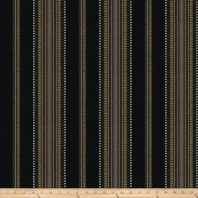 Fabricut Wasco Stripe Black