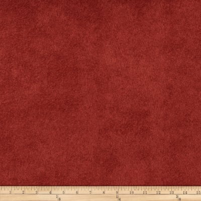 Morgan Fabrics Passion Faux Suede Brick