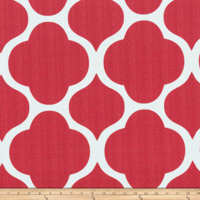 Morgan Fabrics Patio Kay Red