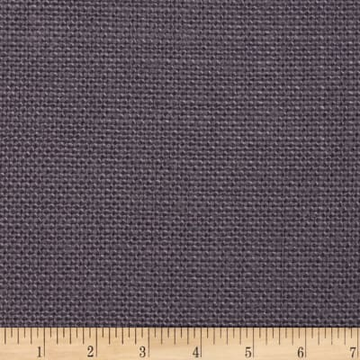 Morgan Fabrics Wilde 100% Linen Platinum