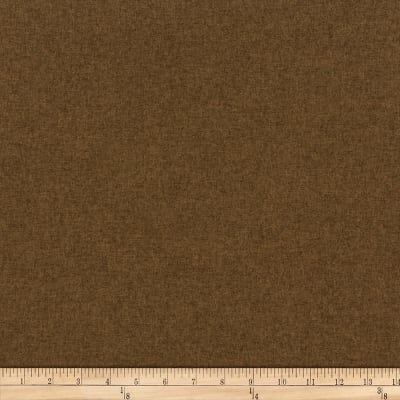 Morgan Fabrics Devon Faux Wool Walnut