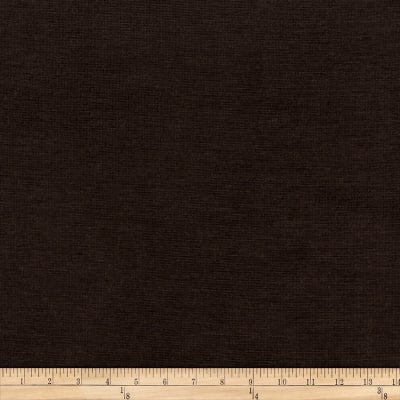 Morgan Fabrics Velvet Hugo Chocolate
