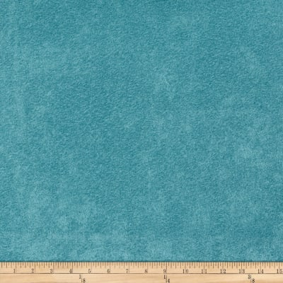 Morgan Fabrics Passion Faux Suede Tidepool