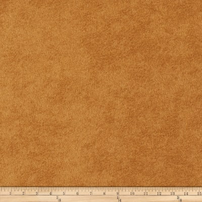 Morgan Fabrics Passion Faux Suede Chestnut