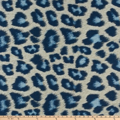 Morgan Fabrics Kitty Indigo