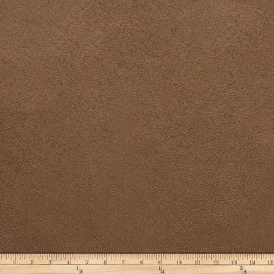 Morgan Fabrics Super Suede Coffee