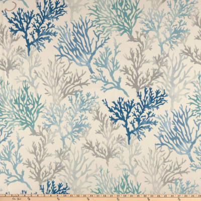 Swavelle Indoor/Outdoor Osage Blue Fog