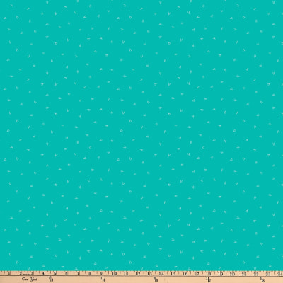 FIGO Lucky Charms Basics Wishbones Teal