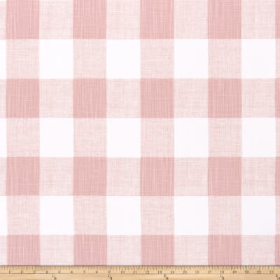 Premier Prints Anderson Slub Canvas Blush