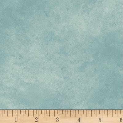 P&B Textiles Suede 6 Teal