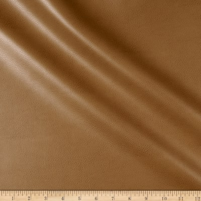Kravet Alina Faux Leather Brown