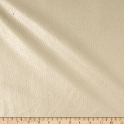 Kravet Ossy Faux Leather Cream