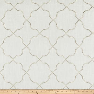 Kravet Design Tabari Embroidered Bone