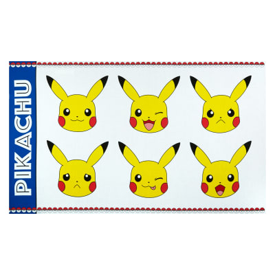 "Kaufman Pokemon 24"" Panel Pikachu Multi"