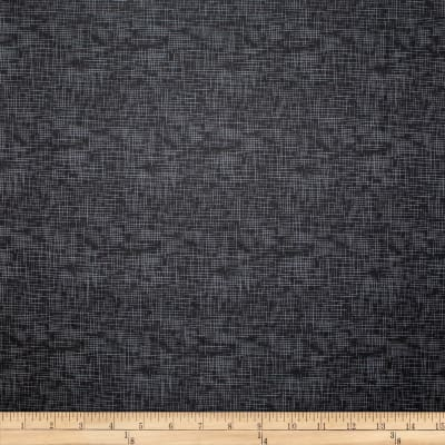 Trans-Pacific Textiles Oriental Blender Textured Dots Black