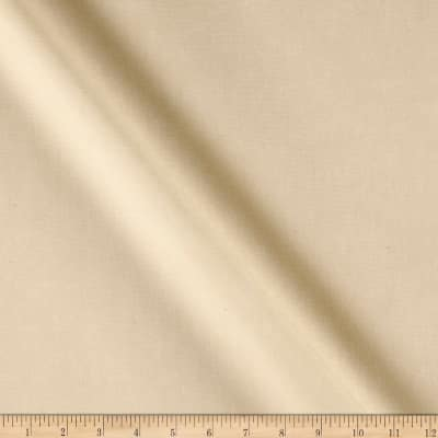 """45"""" Waverly Solid Texture Ivory"""