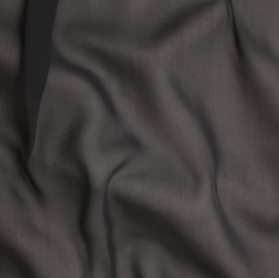 Telio Royal 10 mm Silk Georgette Dark Grey