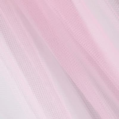 "54"" Polyester Tulle (Bolt, 40 Yards) Pink"