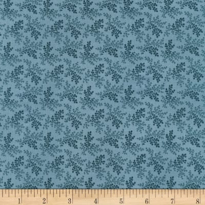 Kaufman Charlotte C. 1860 Fern Dusty Blue