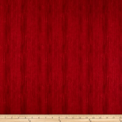 Wilmington 7th Inning Stretch Wood Texture Red
