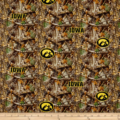 NCAA Iowa Collegiate Realtree