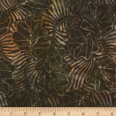 Timeless Treasures Tonga Batik Sky View Forest Floor Forest