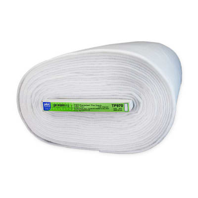 Pellon TP970 Thermolam Plus Sew-In -Needle Punched (Bolt, 20 Yards) White