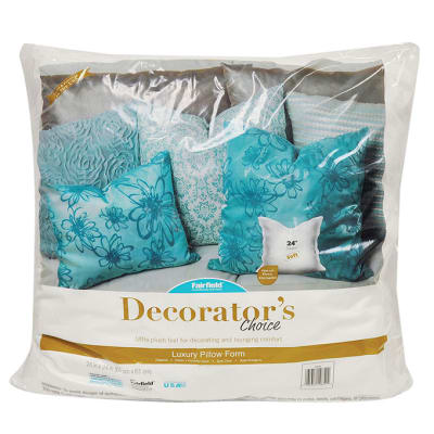 """Decorator's Choice Luxury Pillow Forms 24"""" Square"""