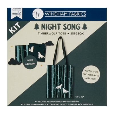 Windham Nightsong Felice Regina Tote Bag Kit Multi
