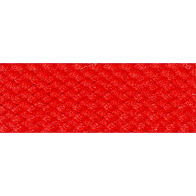 "Sunbrella Braid 13/16"" Red (100 Yards, Roll)"
