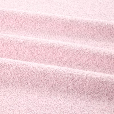 Terry Cloth Pink
